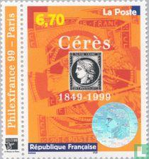 Postzegeltentoonstelling Philexfrance