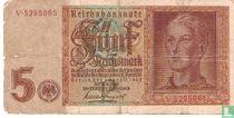 Duitsland 5 Reichsmark  kopen