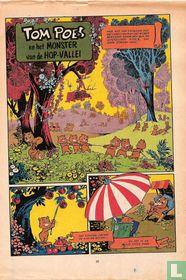 Tom Poes en het monster van de Hop-vallei