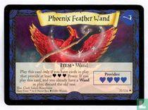 Phoenix Feather Wand