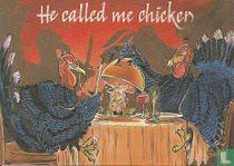 "B000426 - Mark Ceria ""He called me chicken"""