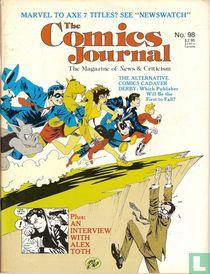 The Comics Journal 98