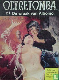 De wraak van Alboino