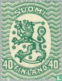 Armoiries Lion