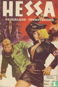 Nederland overstroomd