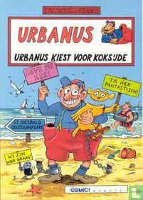 Urbanus kiest voor Koksijde