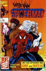Web van Spiderman 95