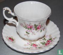 Lavender Rose - Kop en schotel
