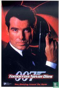 EO 00701 - Tomorrow Never Dies - Teaser Poster UK-version