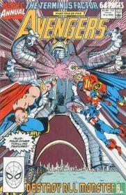 Avengers Annual 19