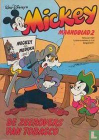 Mickey Maandblad 2 kopen