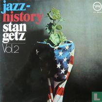 Jazz History Stan Getz vol. 2
