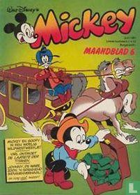 Mickey Maandblad 6 kopen