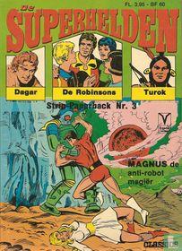 De superhelden 3