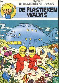 De plastieken walvis