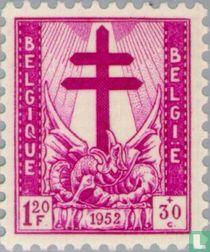 Cross of Lorraine, and Dragon