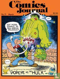 The Comics Journal 71
