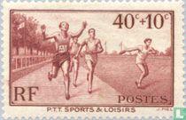 Sport voor PTT beambten