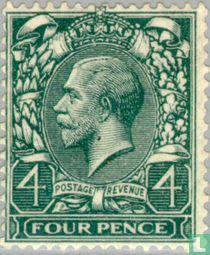 George V-watermark GvR single