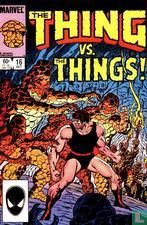 The Thing v.s. Things