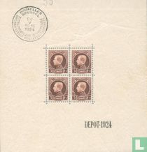 Briefmarkenausstellung in Brüssel