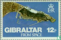 Gibraltar from Space
