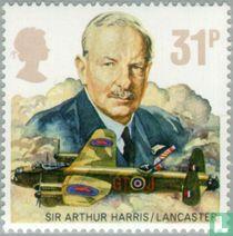 50 years Royal Air Force
