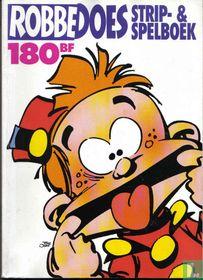 Robbedoes strip- & spelboek
