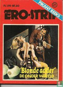 Blonde Adder - De onder wereld