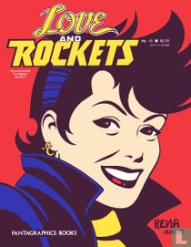 Love and Rockets 15