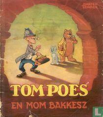 Tom Poes en Mom Bakkesz