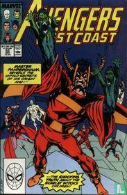 Avengers West Coast 52