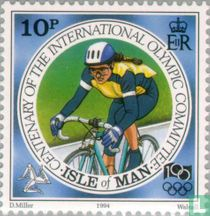 100 years of International Olympic Committee