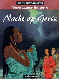 Nacht op Gorée