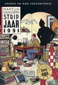 Martijn Daalders stripjaar 1991