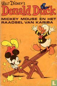 Mickey Mouse en het raadsel van Kariba