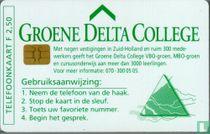 Groene Delta College (voor meer informatie)