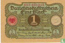 Duitsland 1 Mark 1920