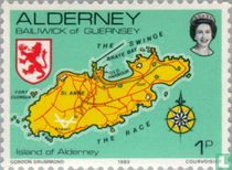 Views of Alderney
