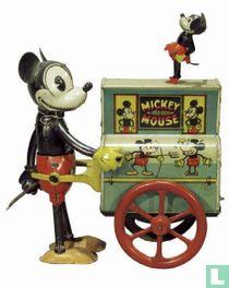 Mickey organ grinder