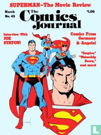 The Comics Journal 45