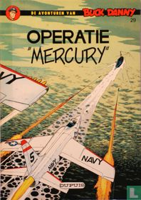 """Operatie """"Mercury"""""""