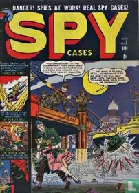 Spy Cases 7