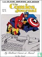 The Comics Journal 75