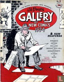 Will Eisner's Gallery of New Comics 1974
