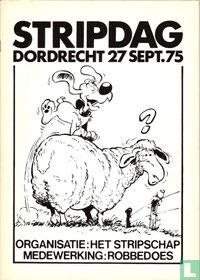 Stripdag Dordrecht 27 sept. 75