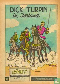 Dick Turpin in Ierland