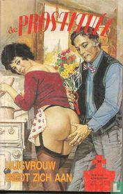 Huisvrouw biedt zich aan