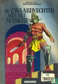 De zwaardvechter met het masker