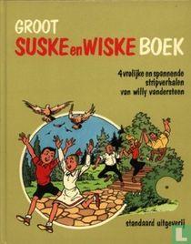 Groot Suske en Wiske boek